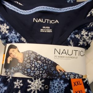 Nautica ladies pajamas